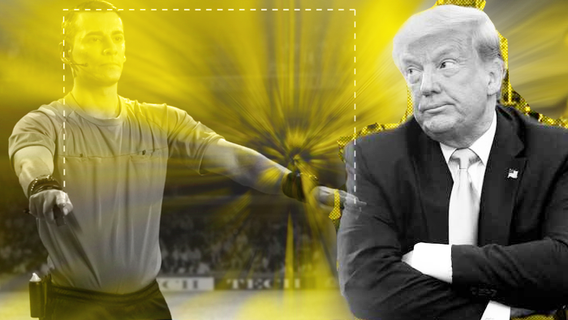 Trump pede VAR