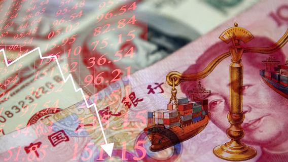 China abre semana de agenda cheia com dados fracos de comércio exterior