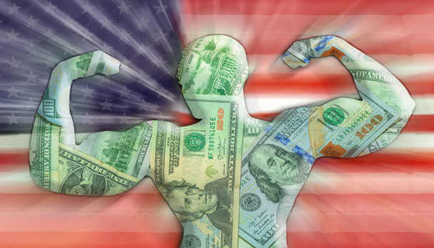 Dólar rouba a cena em dia de feriado nos EUA