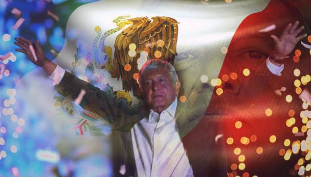 México festeja antes do jogo