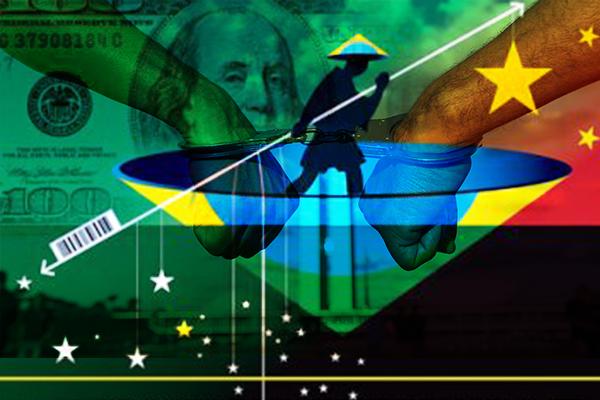 China desequilibra no exterior e Brasil segue com a crise política