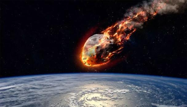 O tal do meteoro