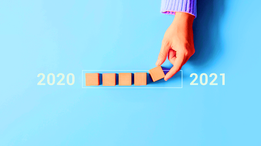 Mercado faz resoluções de ano-novo