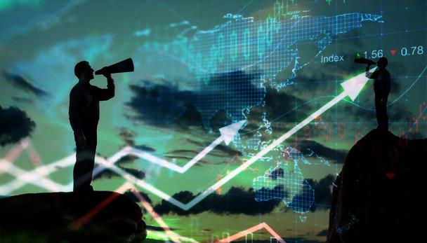 Mercado ecoa guerra comercial e decisão do STF