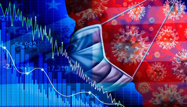 Mercado ainda enfrenta o vírus