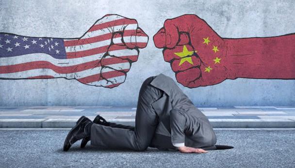 Mercado se desvia da tensão comercial