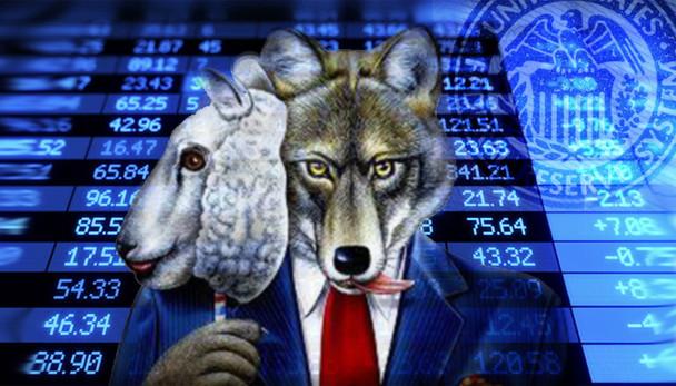 Mercado não se engana com tom dócil do Fed