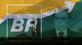 Bolsonaro testa populismo fiscal e ataca Petrobras