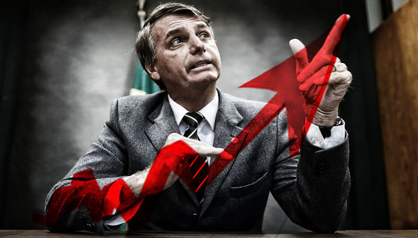 Bolsonaro dispara