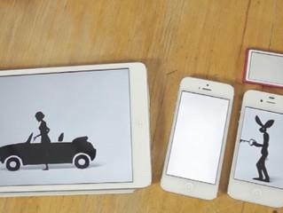 Banda cria clipe muito criativo utilizando apenas iPhones e iPads.