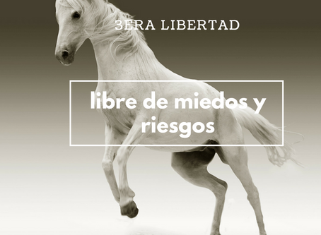 3 era Libertad: Libre de Miedos y Riesgos