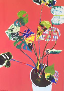"""Цветок """"Яркий"""", 2016"""