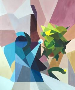 """Натюрморт """"Чайник"""", 2015"""