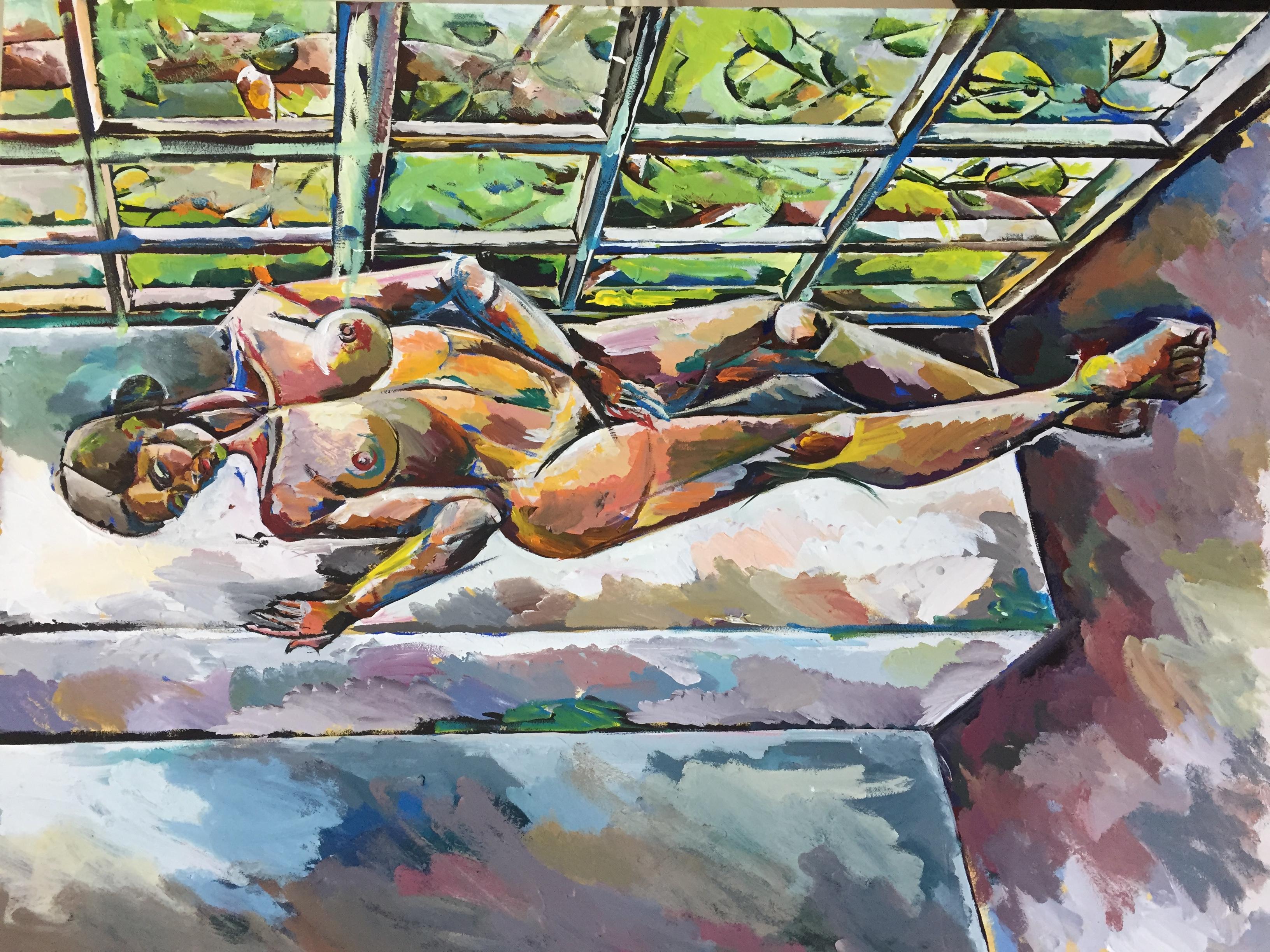 """""""У окна"""", 2017"""