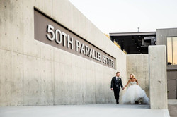 Weddings at 50th Parallel