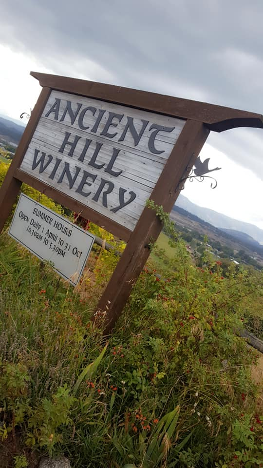 Welcome to Ancient Hill.