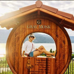 Welcome to Gray Monk.