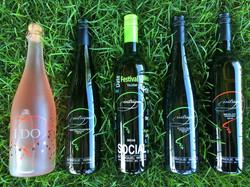 Delicious wines.