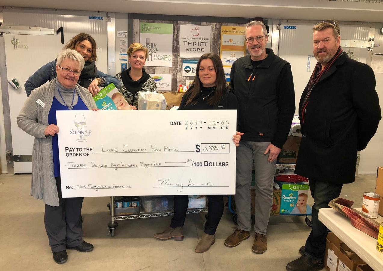 Food Bank Donation 2019