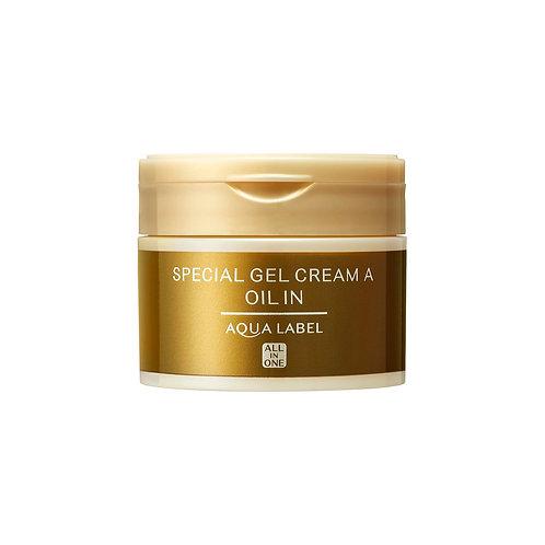 Aqua Label Special Gel Cream Oil In