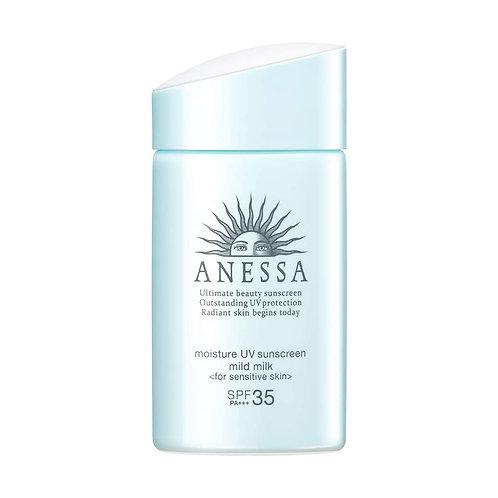 Anessa Moisture UV Sunscreen Mild Milk (for sensitive skin)