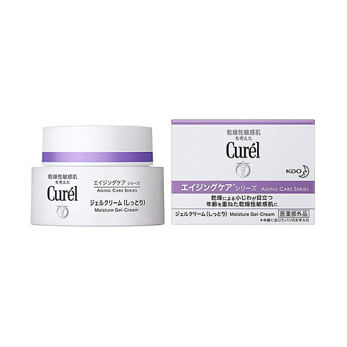 Curél Aging Care Series Moisture Gel Cream