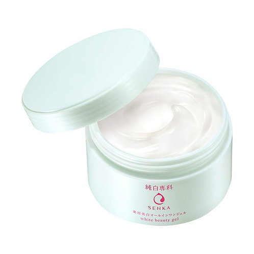 Shiseido Senka White Beauty Gel
