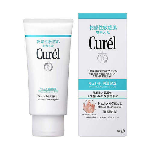 Curél Intensive Moisture Care Makeup Cleansing Gel