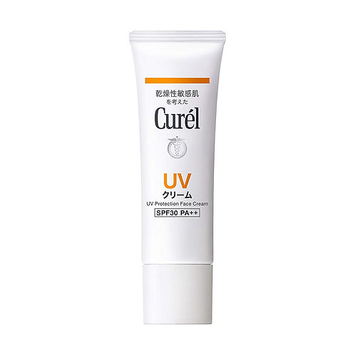 Curél UV Protection Face Cream