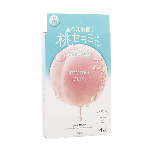 Momo Puri Jelly Mask