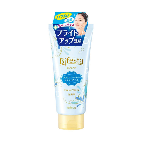 Bifesta Facial Wash Dual Cleansing