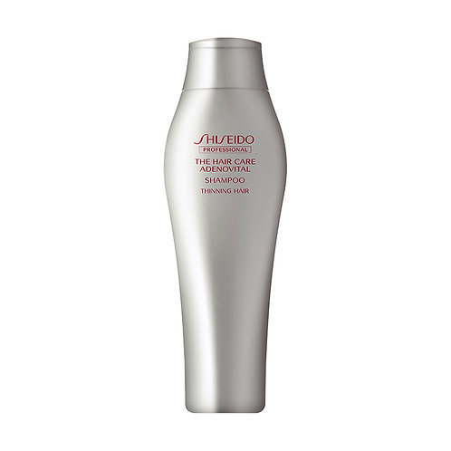 Shiseido Professional The Hair Care Adenovital Shampoo Thinning Hair