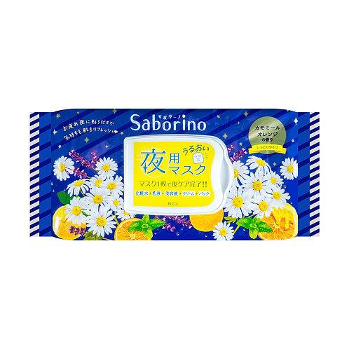 Saborino Good Night Mask