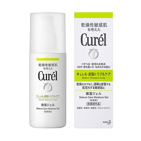 Curél Sebum Trouble Care Sebum Care Moisture Gel