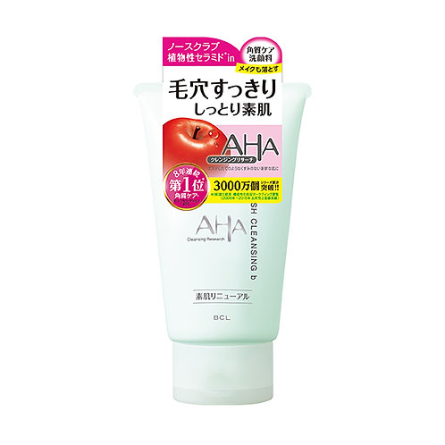 Cleansing Research AHA Wash Cleansing b