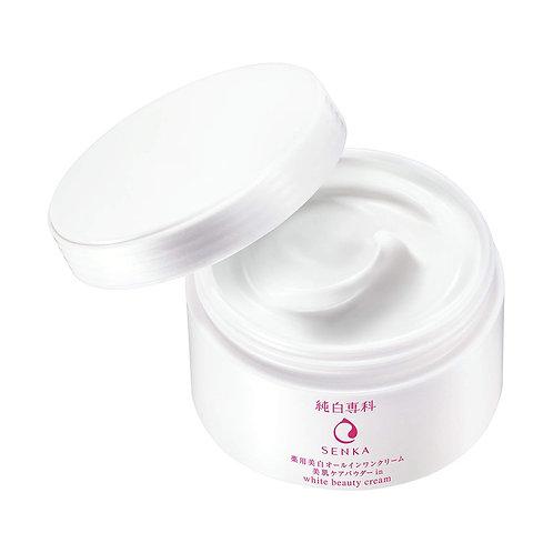 Shiseido Senka White Beauty Cream