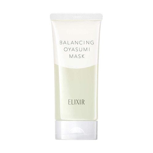 Shiseido Elixir Reflet Balancing Oyasumi Mask