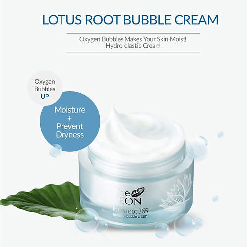 Lotus Roots 365 Moisture Bubble Cream
