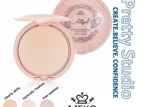 MEKO Natural skin moisture pressed powder