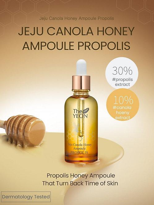 The YEON Jeju Canola Honey Ampoule Propolis