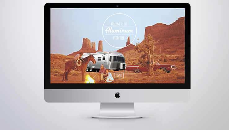 AIRSTREAM  | Contest Landing Page
