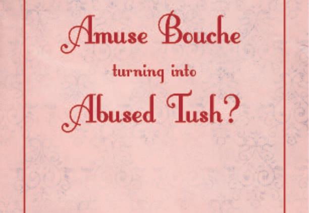 PEPTO BISMOL  |  Amuse Bouche