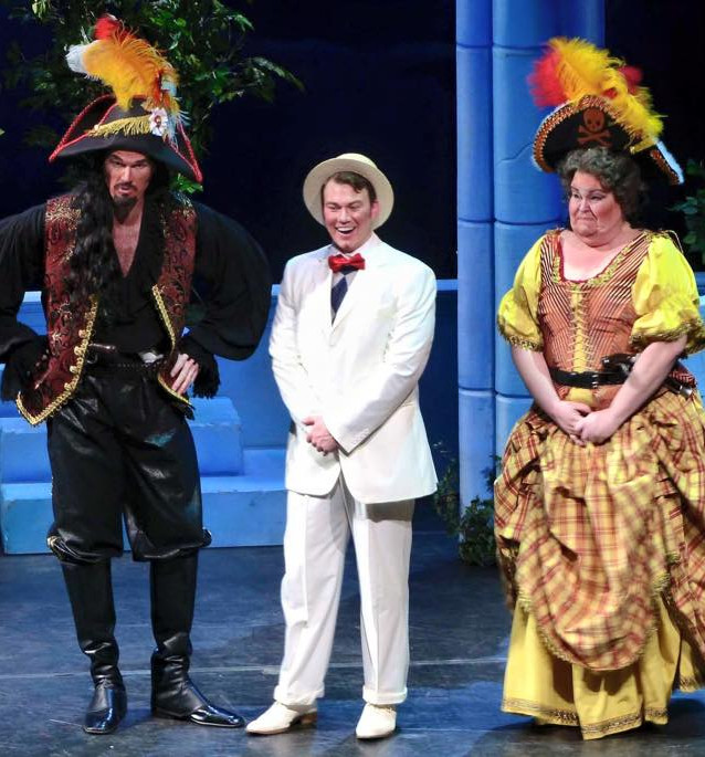 Pirates of Penzance - Frederic