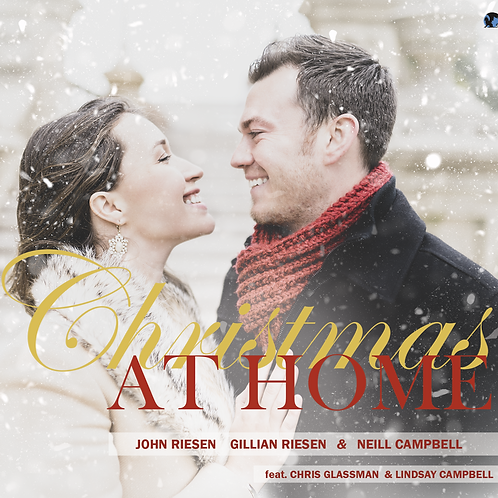 Christmas At Home - Signed