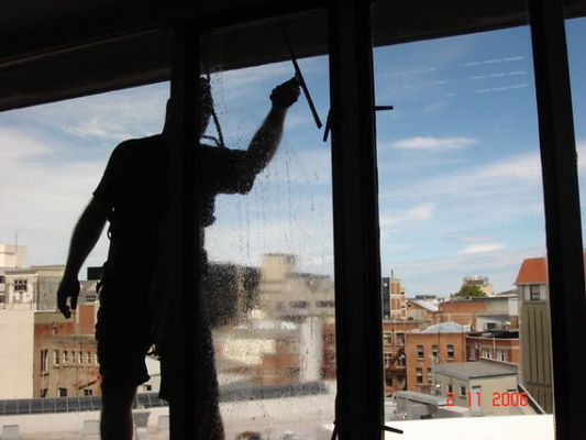 window cleaning dunedin