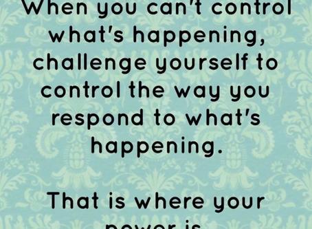 Wisdom Wednesdays