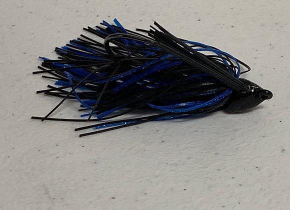 Flippin Jig Black-N-Blue