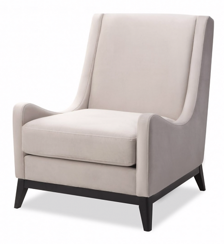 Lima Occasional Chair (Limestone)