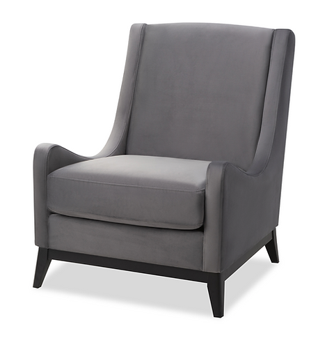 Lima Occasional Chair (Night Grey)