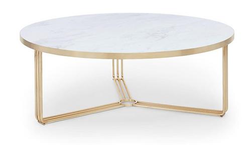 Finn Large Circular Coffee Table